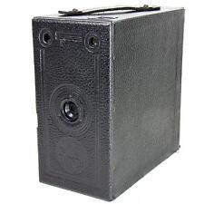 J-B Ensign Vintage Antique 1930s Medium Format 120 Roll Film Box Camera