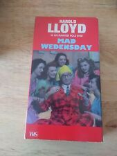 Mad Wednesday. VHS Harold Lloyd