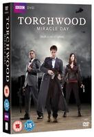 Torchwood: Miracle Day DVD (2011) John Barrowman cert 15 4 discs ***NEW***
