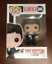 Funko Pop Movies Scarface Tony Montana #86 Vaulted VHTF