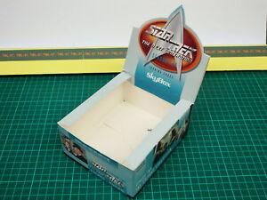 Trading Cards STAR TREK - BOITE VIDE empty leer box - The Next Génération 1995