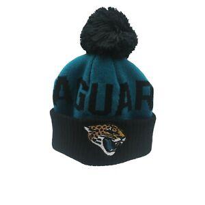 Jacksonville Jaguars Official NFL Infant 12-24 Months Pom Knit Winter Hat Cap