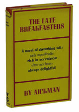 The Late Breakfasters ~ ROBERT AICKMAN First Edition 1st Printing 1964 Gollancz