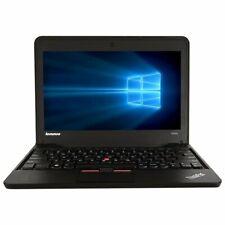 "Lenovo Laptop PC 11.6"" 4GB RAM 250GB HDD Windows 10 Camera HDMI for School/Work"