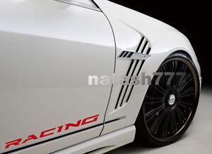 Racing Performance Sport Car Auto Truck SUV Vinyl Decal sticker emblem Logo