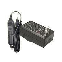 Charger for JVC GR-D770 GR-D770U GR-D770U GR-D770AC GR-D770US MiniDV Camcorder