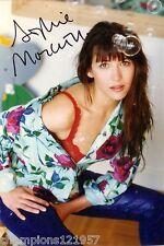 Sophie Marceau ++Autogramm++ ++James Bond Girl ++4