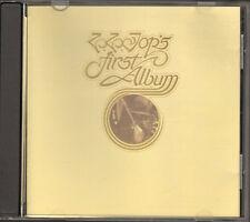 ZZ TOP's first Album 10 track CD 1970-1992 FIRST ALBUM 7599-27379-2