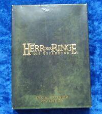 Der Herr der Ringe Die Gefährten Special Extended Edition, 4 DVD Box