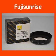 Original Neu Nikon HN-22 Gegenlichtblenden für AF 60mm f/2.8 D