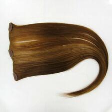 extensions à clips peruk cheveux blond foncé cuivré ref: g27