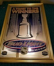 1999 Bud light Stanley cup mirror