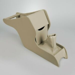 1968-1974 Volkswagen Ghia BEIGE Vinyl Center Console with Shift Boot 398219