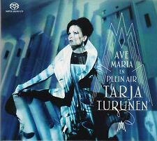 TARJA TURUNEN Ave Maria en Plein Air 2015 12-track Hybrid SACD album NEW/SEALED