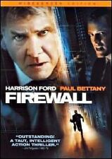 FIREWALL DVD MOVIE *NEW* AUS EXPRESS HARRISON FORD ROBERT PATRICK PAUL BETTANY