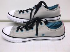 Converse All Star Chuck Taylor Low Cut Canvas Sneakers. Junior Size 4.5