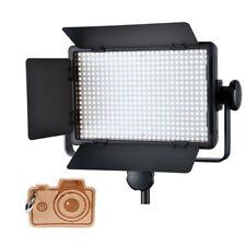 Godox LED500W Video White Light 5600K Lamp LED Panel Remote Control for Studio