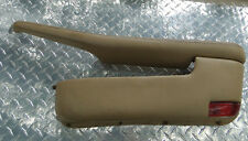 Jaguar XJS Convertible Armrest and Pocket BARLEY OEM 1986-1996 GENUINE BAC4110AW