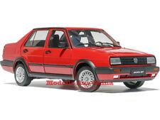 1:18 Mission Model 1989 Volkswagen Jetta GT Rouge