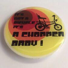 Raleigh Chopper Résine 3D Autocollant (son Un hélico baby) Classic vintage badge