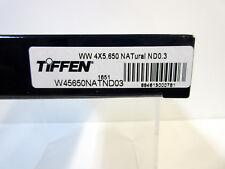 "New 4x5.65"" Tiffen 4x5.650 NATural Neutral Density ND0.3 Filter W45650NATND03"