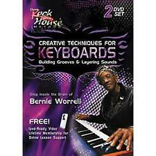 Creative Techniques for Keyboard: Building Groves and Layering Sounds (2 discs)