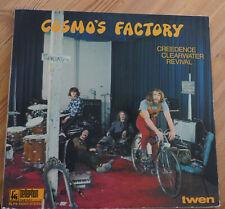Creedens Clearwater Revial, Cosmos Factory, LP, Vinyl, Bellafon 1970