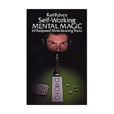 Self Working Mental Magic by Karl Fulves Book magic trick mentalism mental money