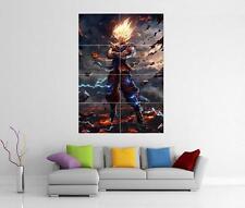 DRAGON BALL Z SAIYAN SUPER GIANT WALL ART PICTURE PRINT PHOTO POSTER