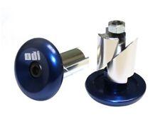 ODI Aluminum Bar End Plug - Blue