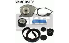 SKF Bomba de agua + kit correa distribución RENAULT MEGANE CLIO VKMC 06106