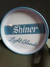 Shiner Light Blonde Beer Serving Tray