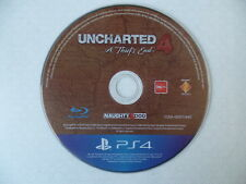PS4 Uncharted 4 - A Thief's End 4 - For PlayStation 4 PS4: Disc Only