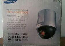 Samsung SPD-2300 High Resolution 570TVL PTZ Indoor/Outdoor Dome Security Camera