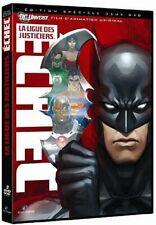 DVD et Blu-ray Wonder Woman DVD
