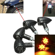 Motorcycle Bike Led Amber Turn Signal Blinker Light Indicator Bulb Universa BSC