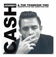 Johnny Cash & Tennessee Two - Country Style 1958/Guest Star 1959 (2015)  CD  NEW
