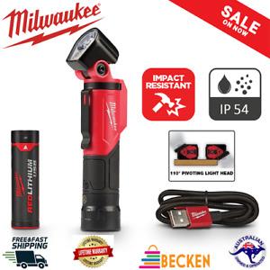 Milwaukee 948622158 500 Lumens TRUEVIEW High Definition USB Magnetic Work Light