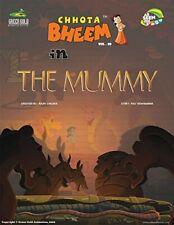 Chhota Bheem In The Mummy - Vol. 20: 21 By Raj Viswanadha