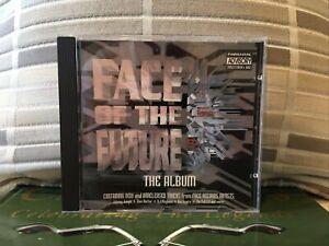 Face Of The Future : The Album - 1994 CD - Jungle Drum & Bass - RARE