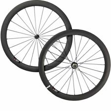 700C Bike Carbon Wheelset 38/50/60/88mm Clincher Road Wheels 25mm Width Bicycle