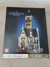 Lego 10273 CREATOR HAUNTED HOUSE FAIRGROUND EDITION New Sealed