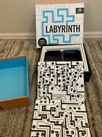 the Brain Store marbles labyrinth wooden game 4 mazes America Periodic Chart