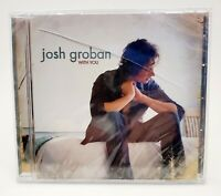 Josh Groban With You CD Hallmark 8 Song Tracks 2007 Brand New Sealed !