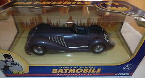 Corgi Batmobile 1940's DC Comics 1:18 OVP