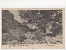 The Baths Kloof Montagu South Africa 1913 Postcard 344b