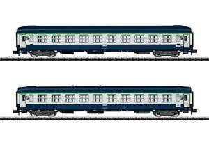 """Trix  Minitrix 15373 Schnellzugwagen-Set """"Orient-Express"""" 2-teilig #NEU in OVP#"""