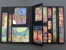 Hundertwasser peint maler is painting malt Catalogue livre objet 1980
