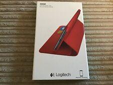 Logitech Hinge Flexible Wallet Case for iPhone 6 Plus & 6S Plus - Red NEW