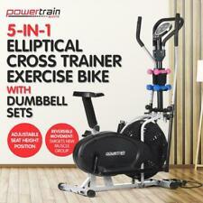 Powertrain ECT-XDA-050 Elliptical Cross Trainer Exercise Bike
